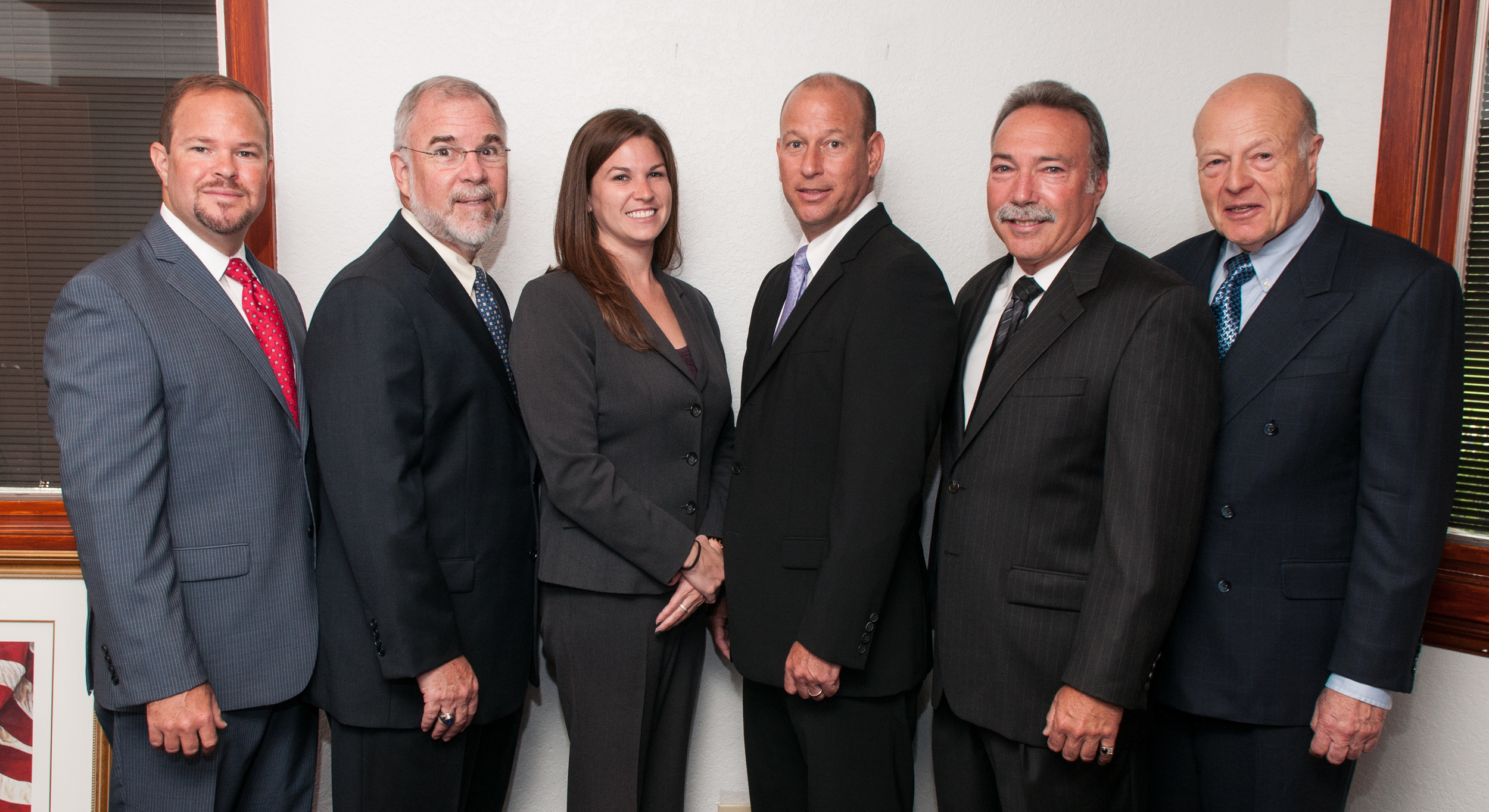 Our team of in-house attorneys brings decades of experience to work for you.