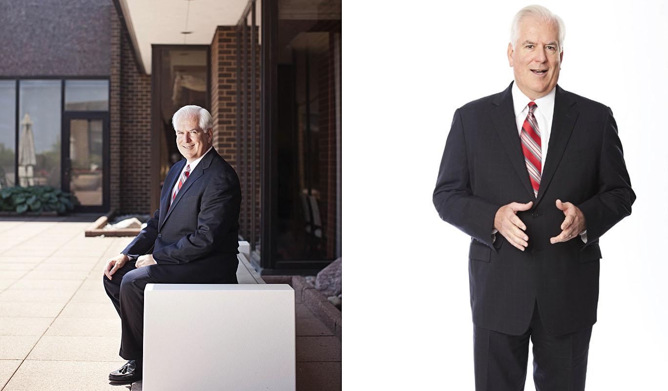 Miles White - CEO of Abbott Laboratories in Abbott Park, IL.