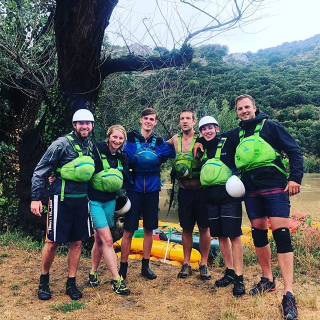 Almost at the end of the (2018) season here in the Ardeche. I've just discovered that my activity manager Emily has paddled over 2,900 miles in the last 4 months whilst guiding our amazing guests. What a team!!! #Ardeche #Canoeingholiday #Kayakingholiday #KayakingAdventure #T_O_E #DreamTeam