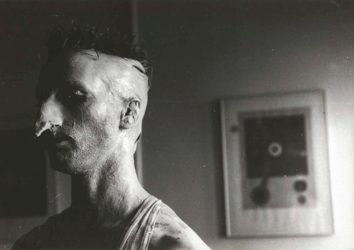 Daniel Ambash in May B, choreography Maguy Marin, 1981.png