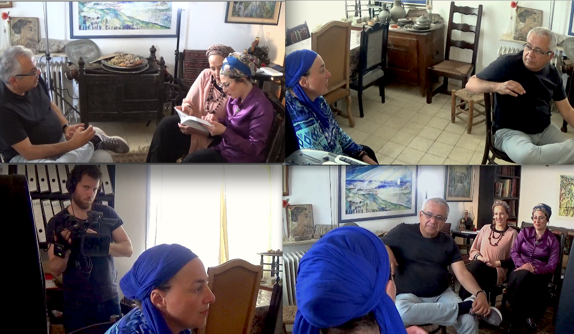 Amnon Levy : Ambash Ladies home, interview for Chanel 10 2.png