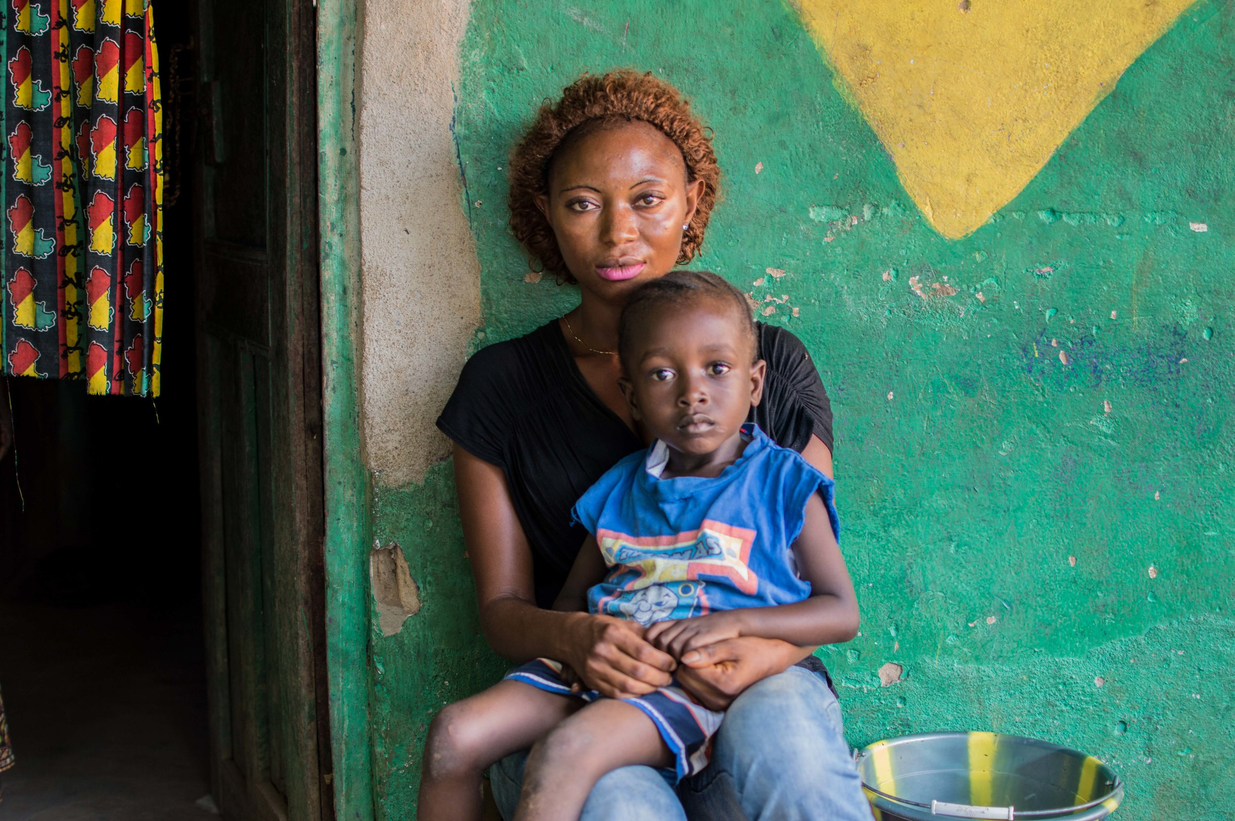 Donate today to help Street Child support 1,400 seriously at-risk Ebola orphans
