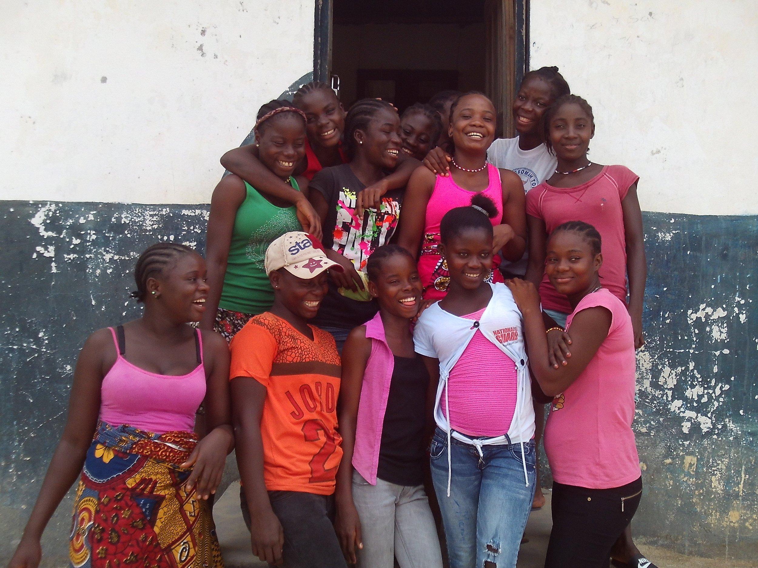 Girls-Education-Liberia-Street-Child