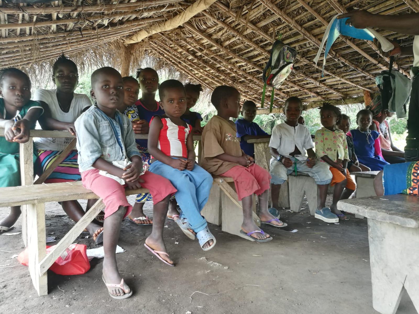 Falaba village school