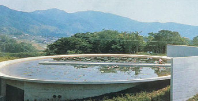 Tadao Ando, Water Temple of Awaji, Japan