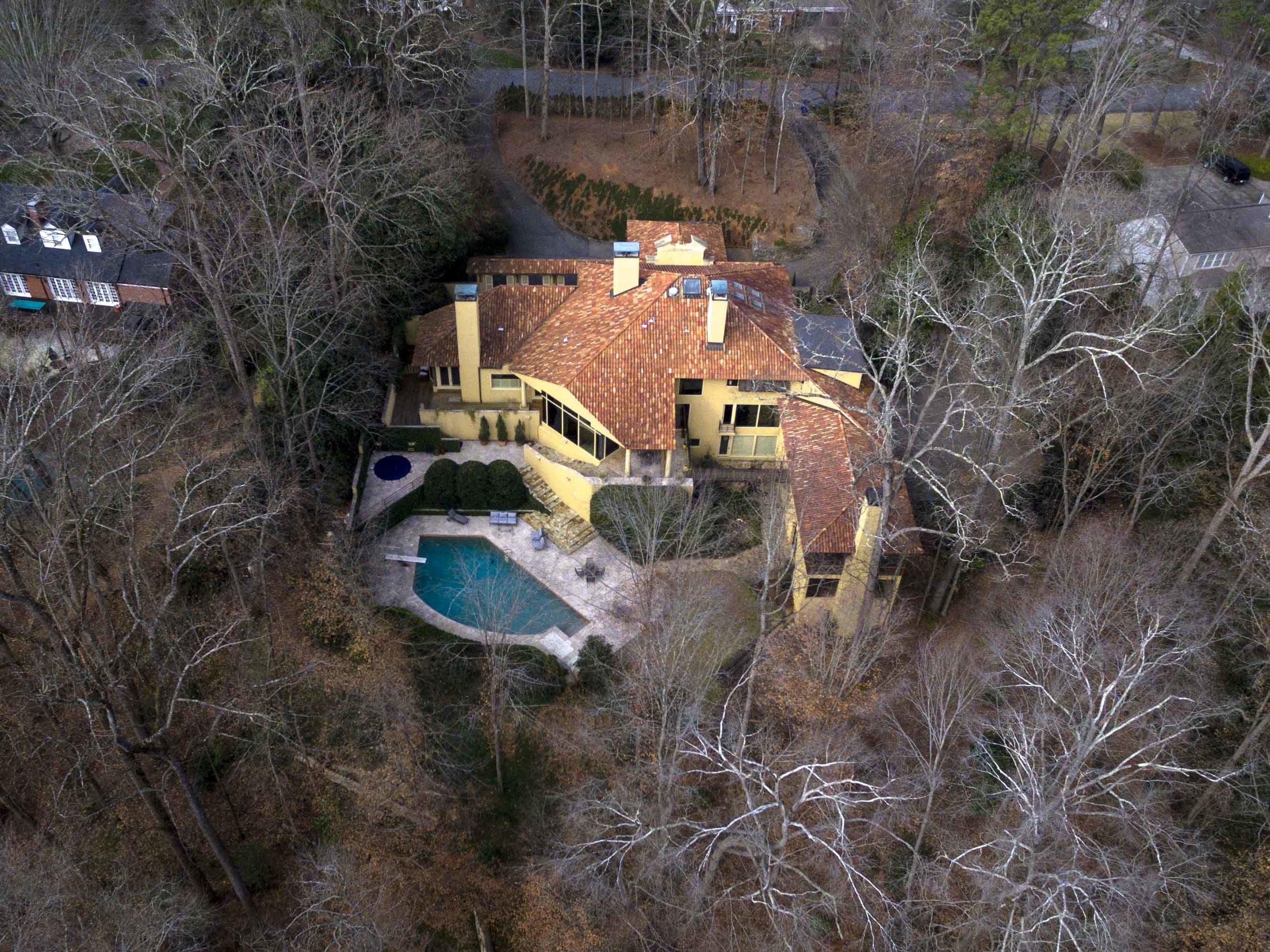 Real Estate Drone Photography Atlanta Georgia North Georgia Drone