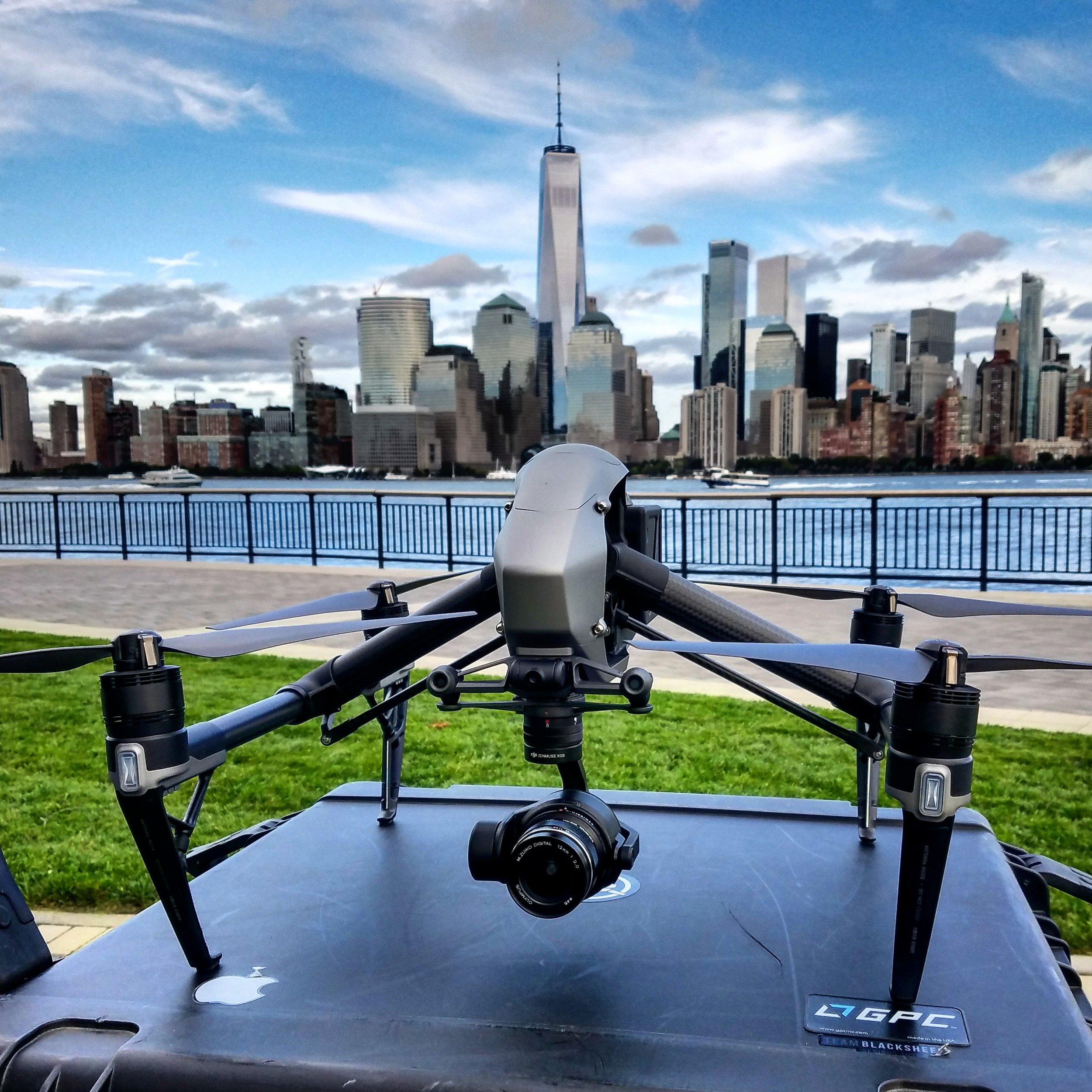 DJI S-1000 Atlanta Drone Pilot