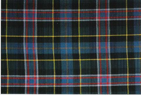 The Wisconsin Tartan