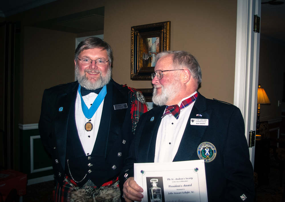 President's Award Presentation
