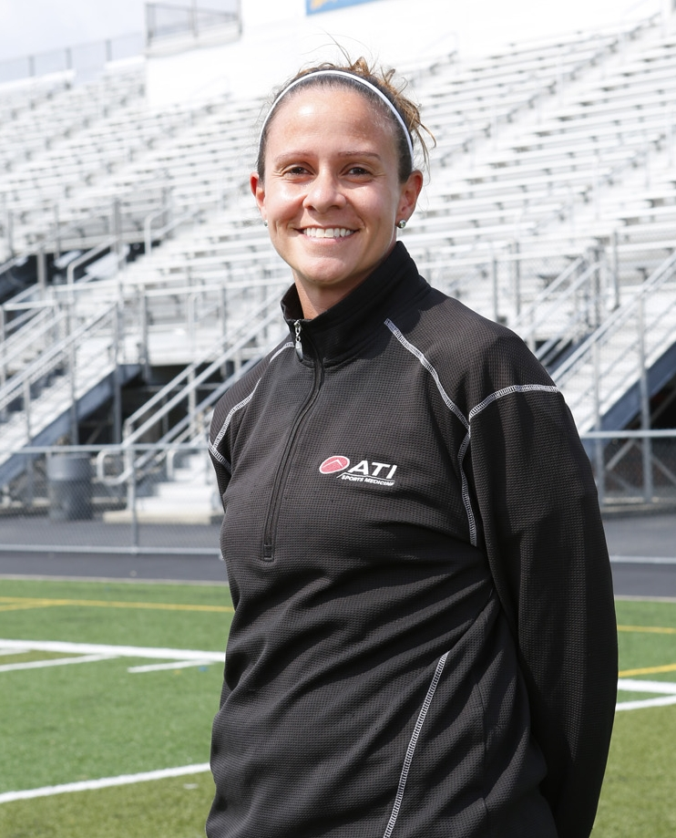 Mary Stein, MS, LAT, ATC     Education: McDaniel College 2009 - MS in Exercise Science; California University of Pennsylvania 2007 - BS in Athletic Training    Experience: Slippery Rock University 2016-2017; American International School of Guangzhou(China) 2015-2016; Cabrini University 2010-2015; McDaniel College 2007-2009   Resides in West Chester