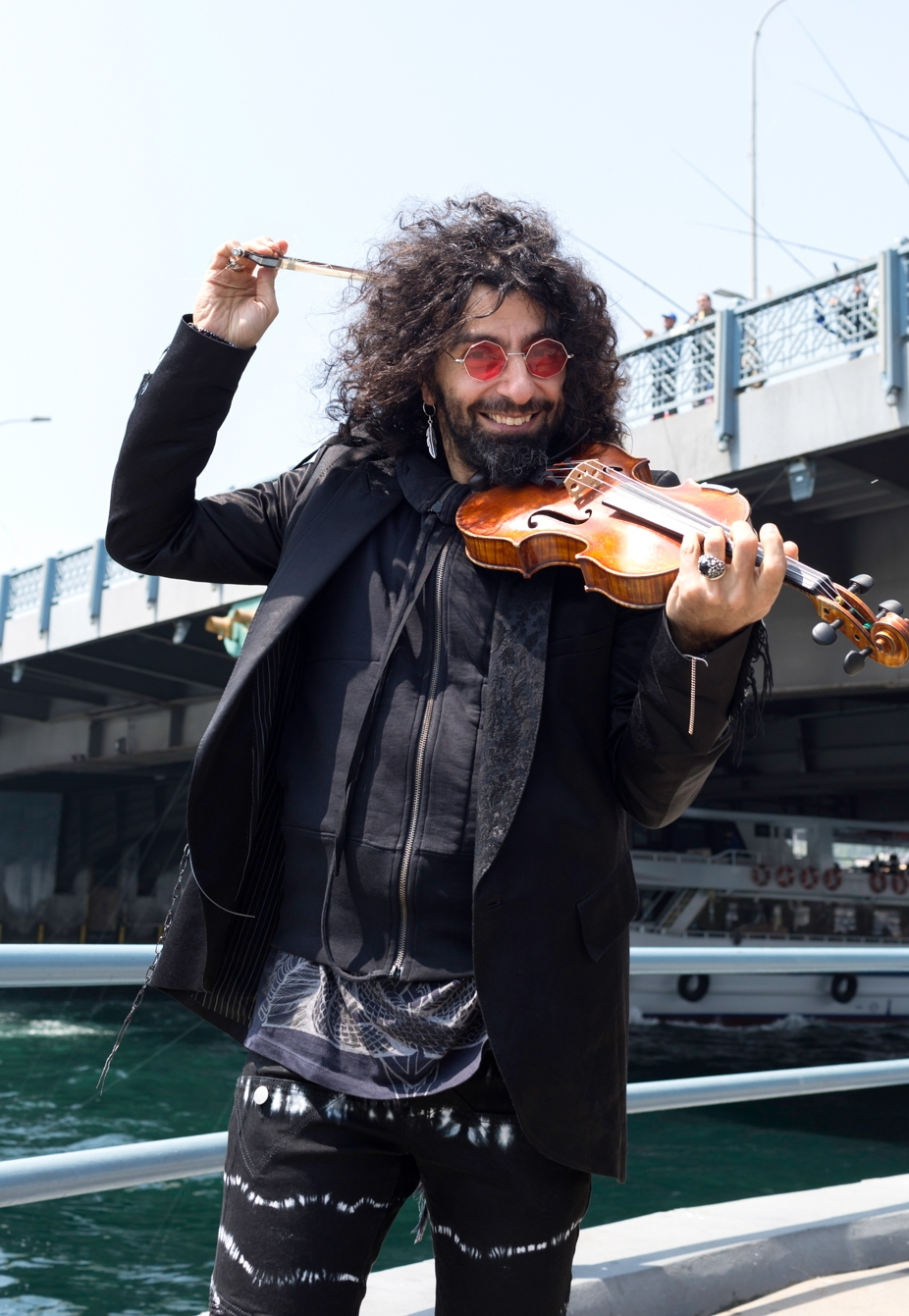 Ara Malikian  - A planet in a Violin Case, Tavli I Istanbul