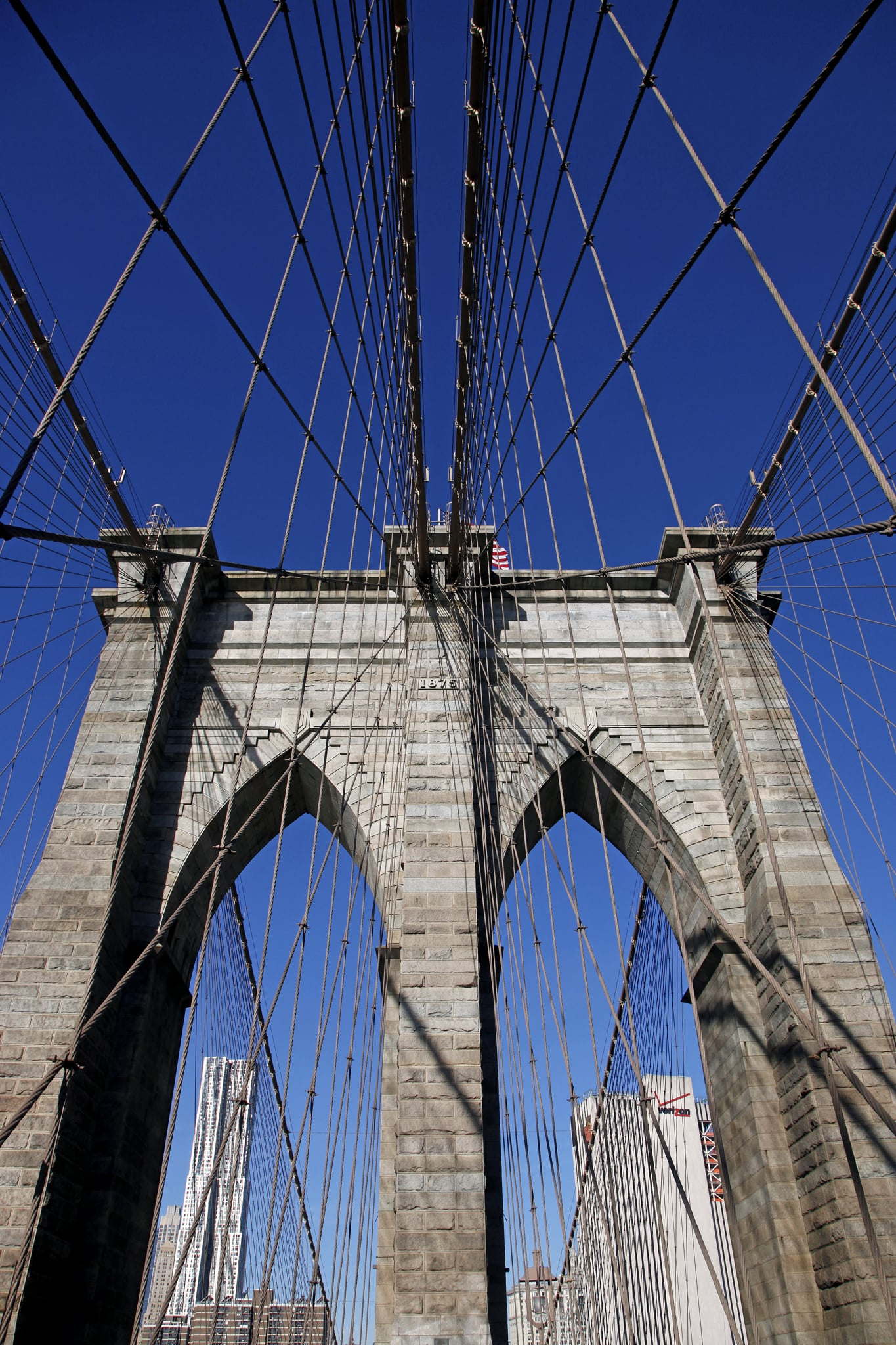 Brooklyn Bridge , you beaut. <3