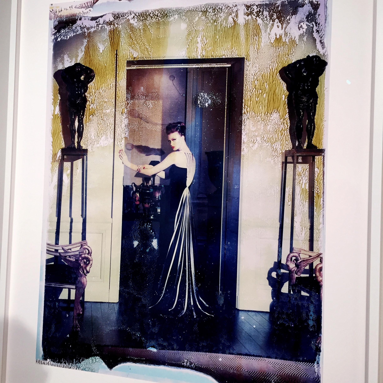 """""""L'armore, 1"""", Valentino haute couture 1992 au château de Wideville © Cathleen Naundorf"""