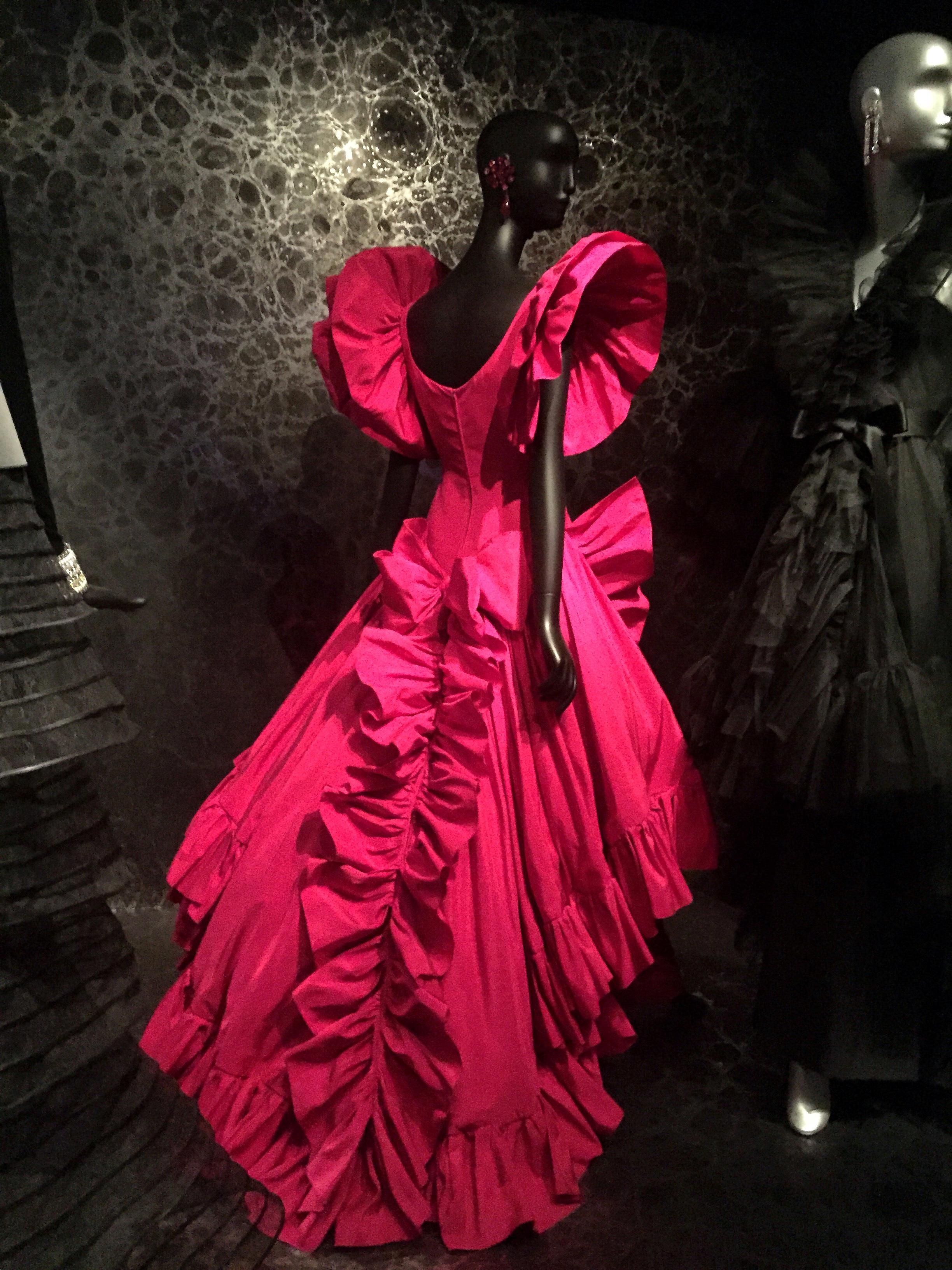 Yves Saint Laurent   haute couture A/W 1980-81