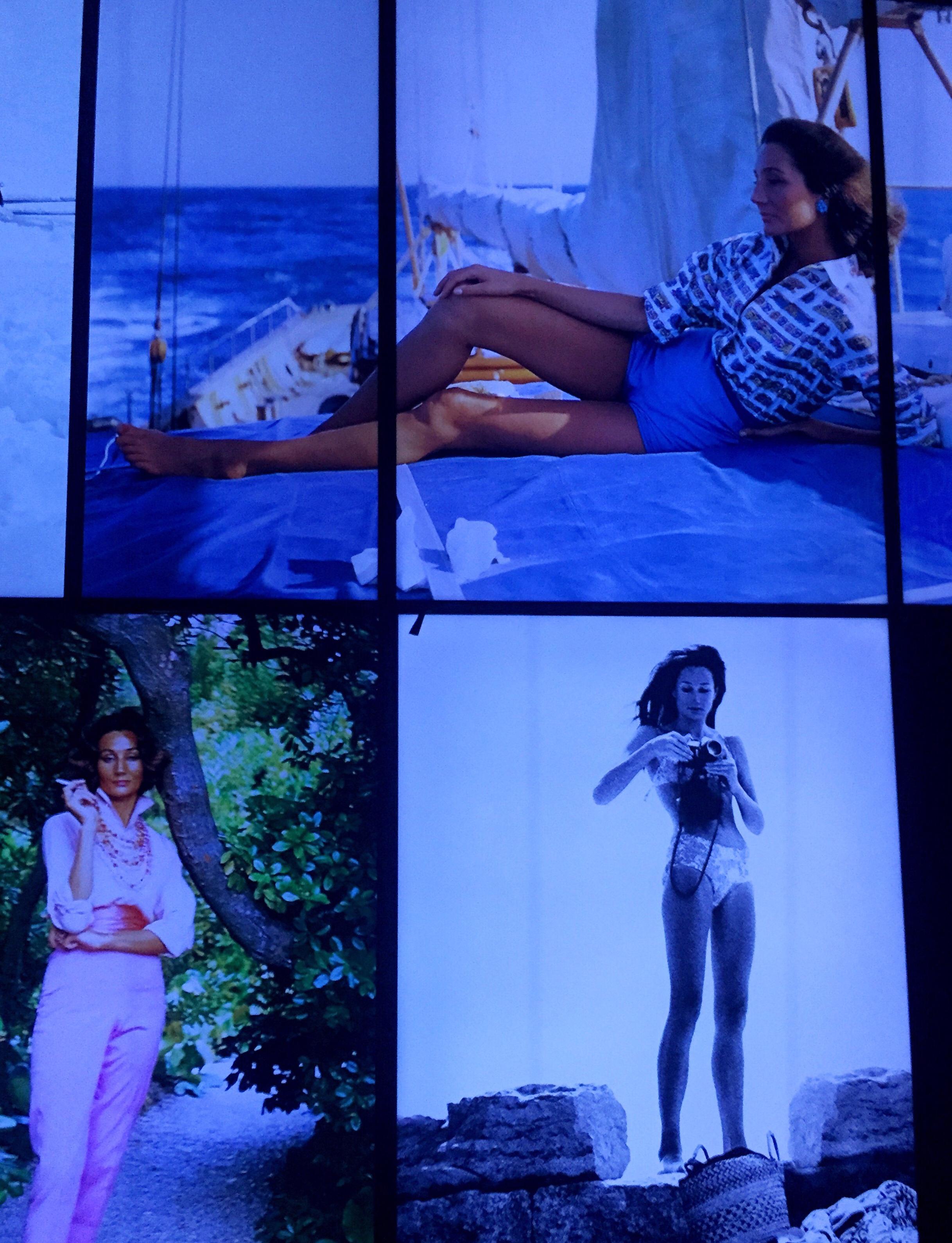 Photos of Jacqueline de Ribes through the years.
