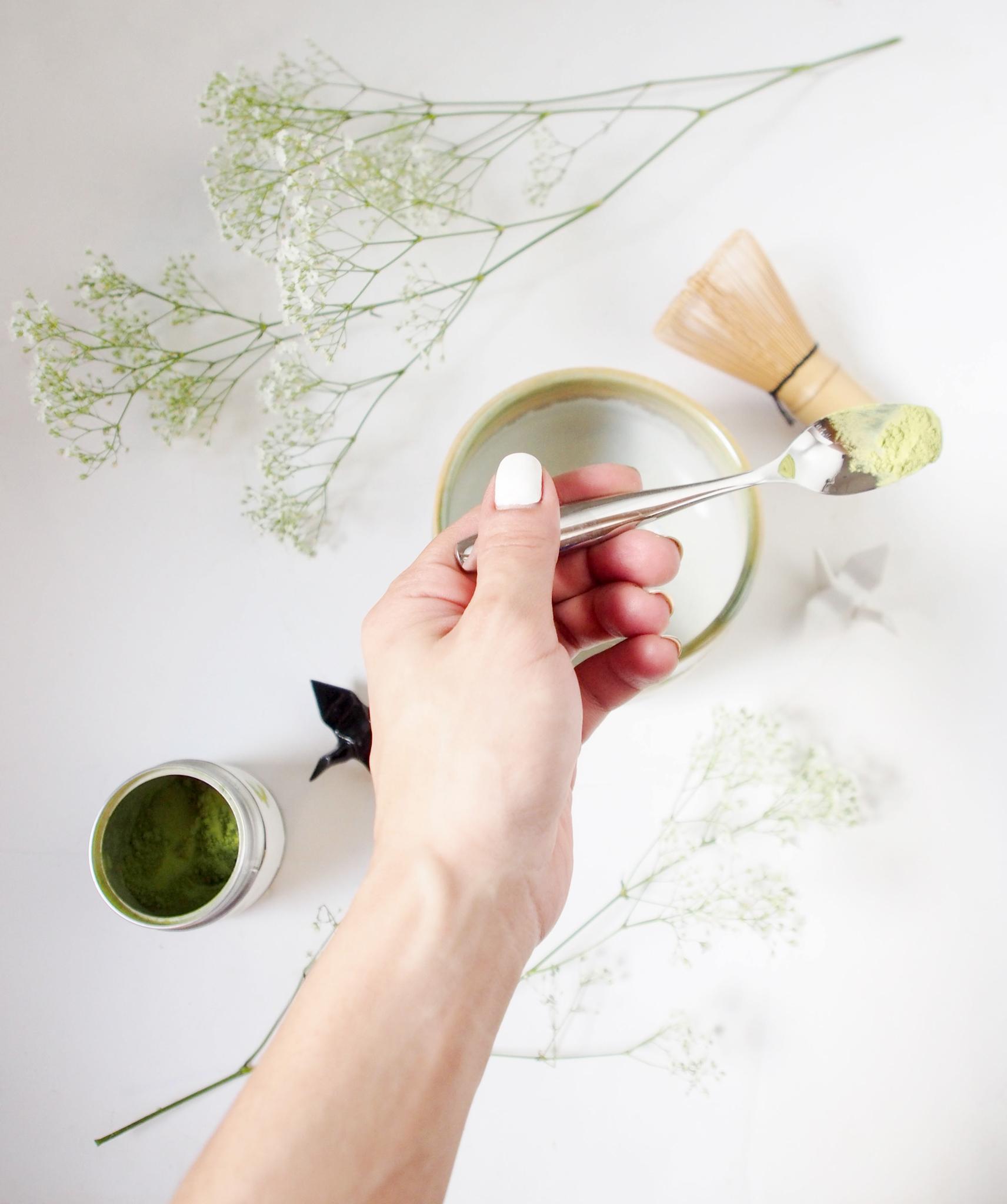 Next and last pick-up: a tea scoop (茶杓  chashaku)