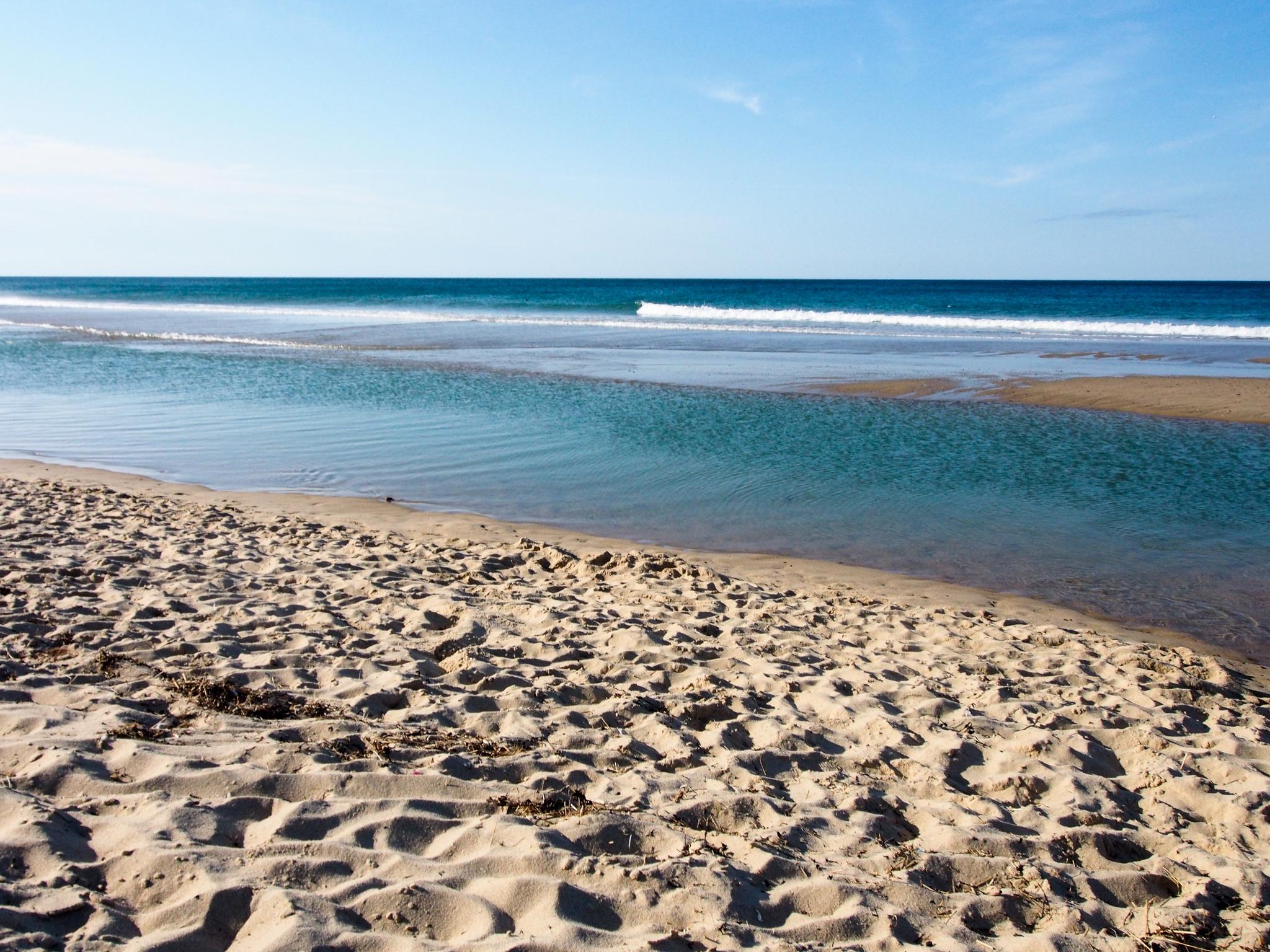 Head of the Meadow Beach - Cape Cod National Seashore