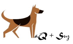 MaQ and Suz Logo