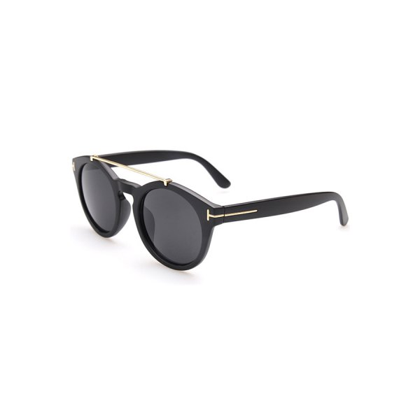 Chic Alloy Matted Sunglasses