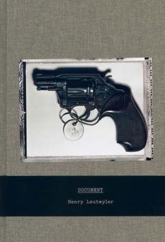 Henry Leutwyler Document Book