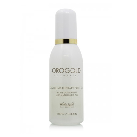 Orogold Body Oil 24K
