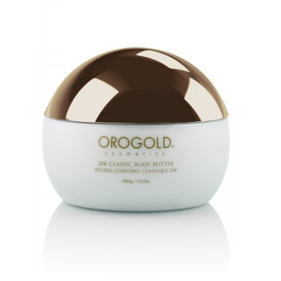 Orogold Body Butter 24K