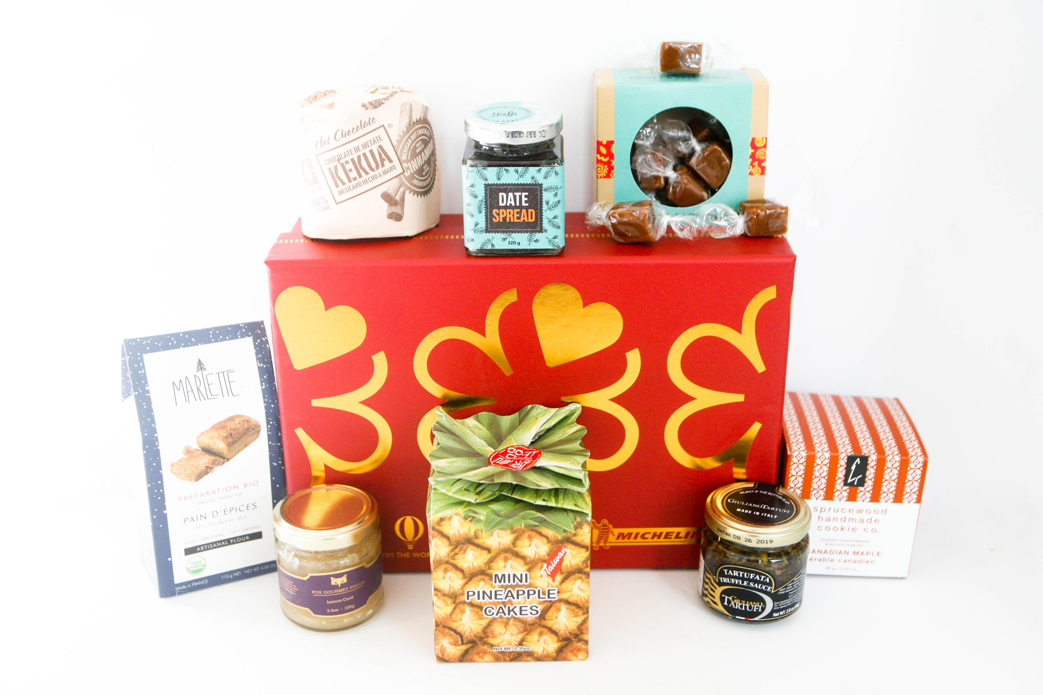 Try the World  - Michelin Curated Holiday Box