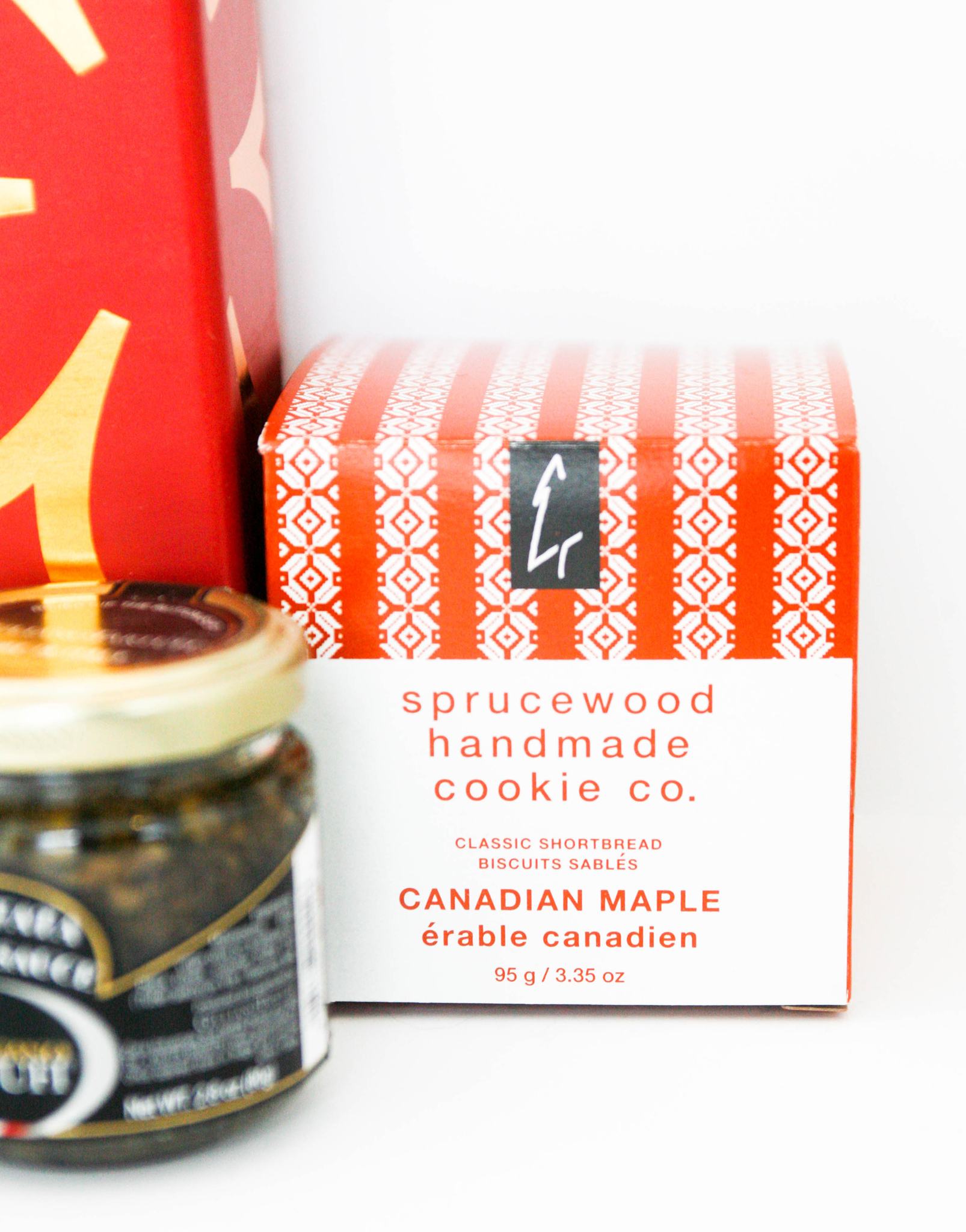 Canadian Maple Shortbread