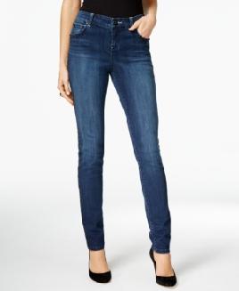 Forever 21 Skinny Jeans Dark Denim