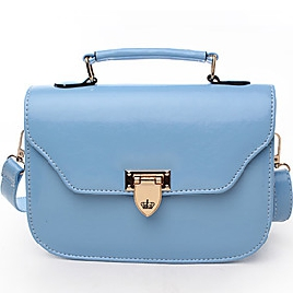 Dress Lily Blue Crossbody Bag