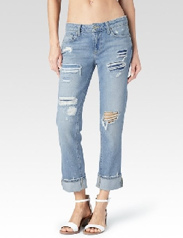 AE Distressed Denim Jeans