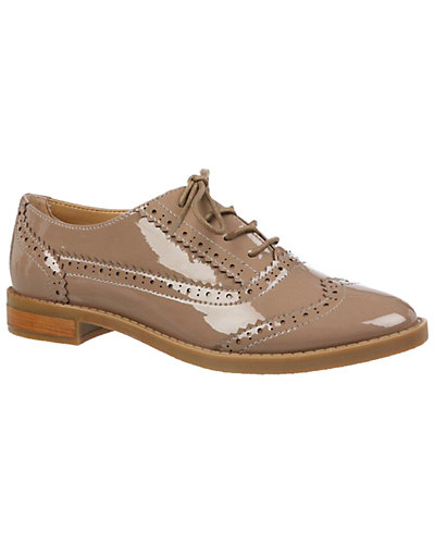 Franco Sarto Ilia Patent Oxfords