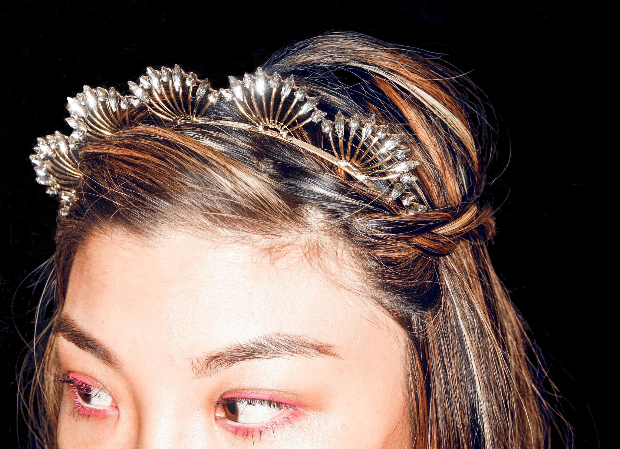Lelet NY Seashell Head Crown