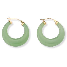Vintage Jade Earrings
