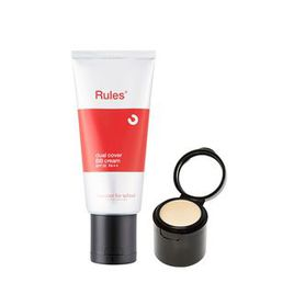too cool for school - Rules Dual Cover BB Cream SPF30