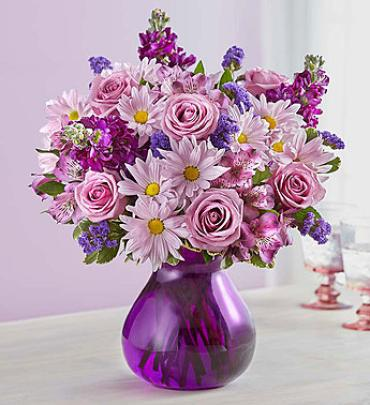 Lavender Dreams™ Flowers Delivery NYC Bouquet