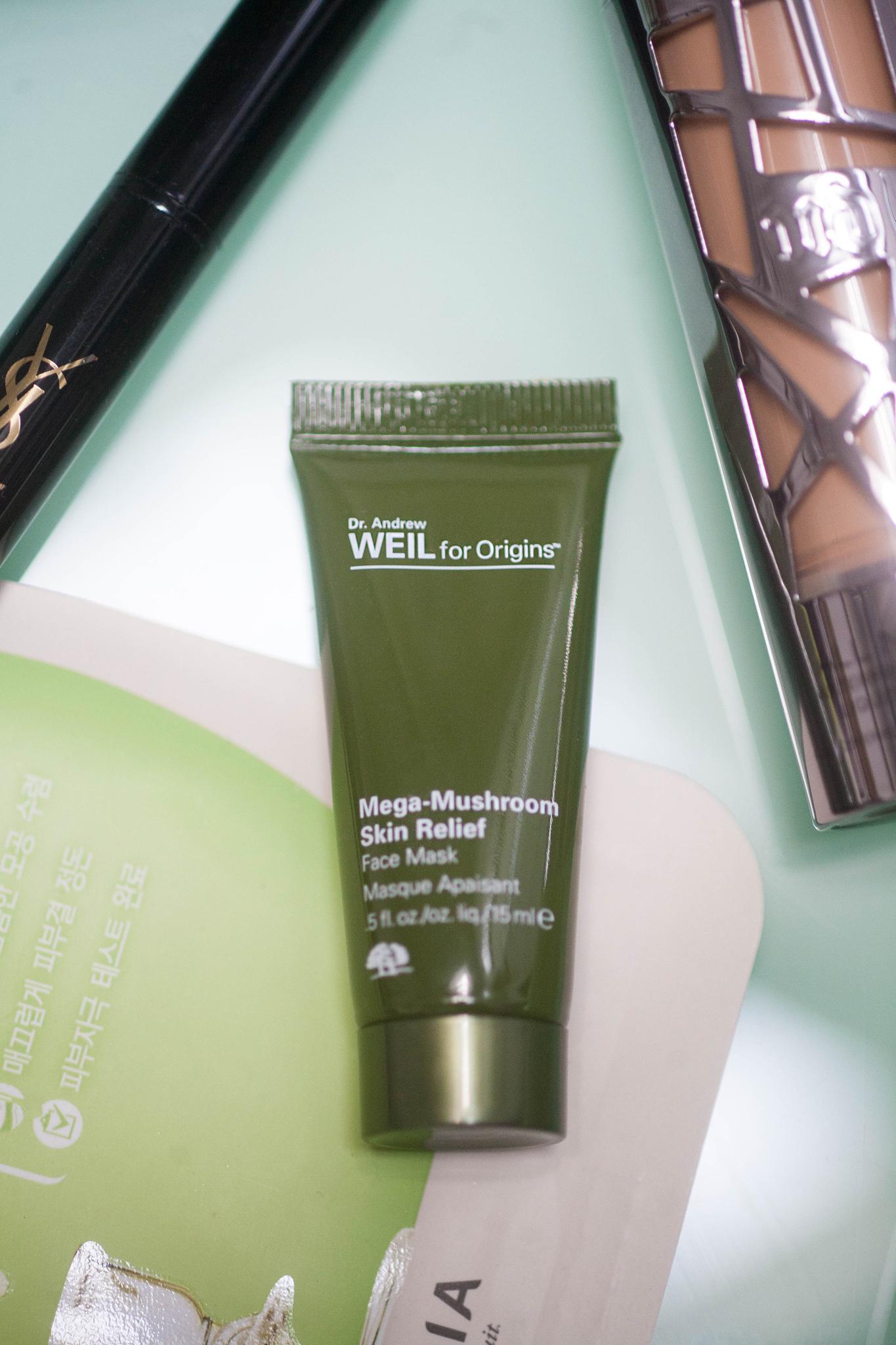 Origins Dr. Andrew Weil For Origins™ Mega-Mushroom Skin Relief Face Mask