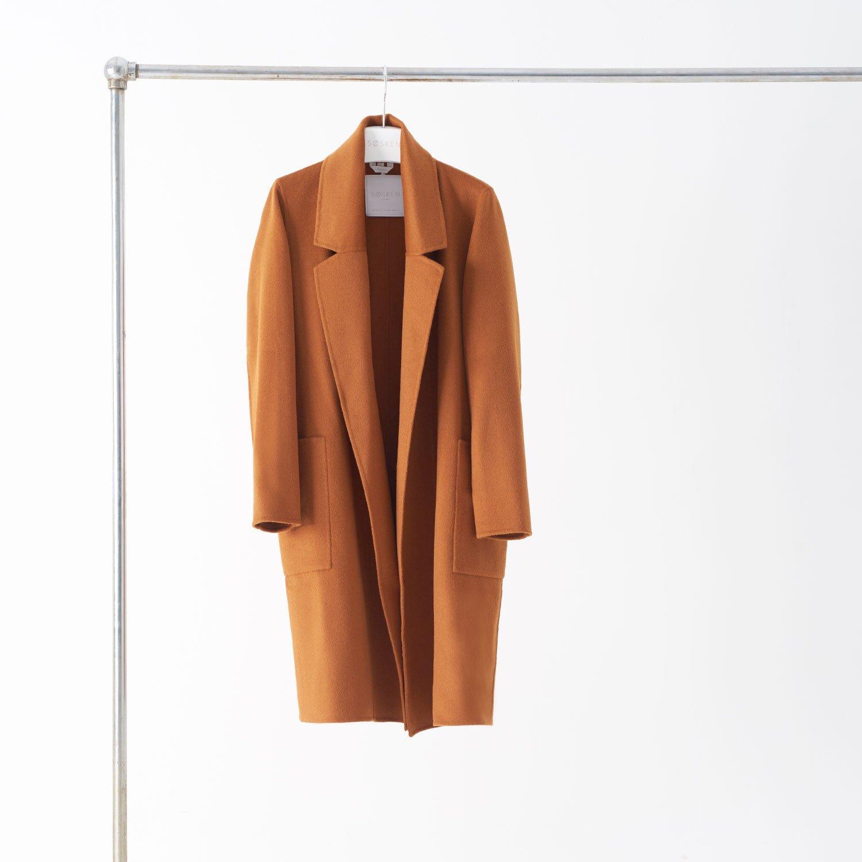 Søsken Studios Ellie Cinnamon Coat