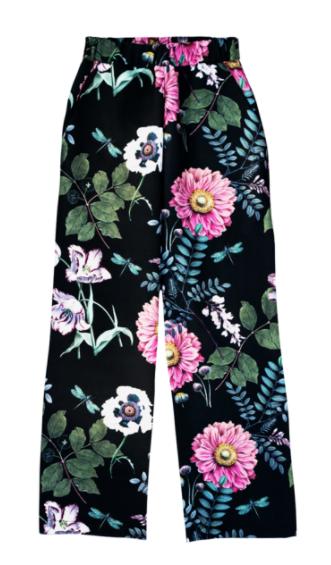 Yeah Bunny Floral Pants