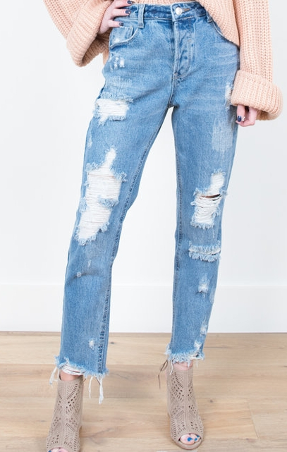 Vagabond Honey Jakarta Denim Pants
