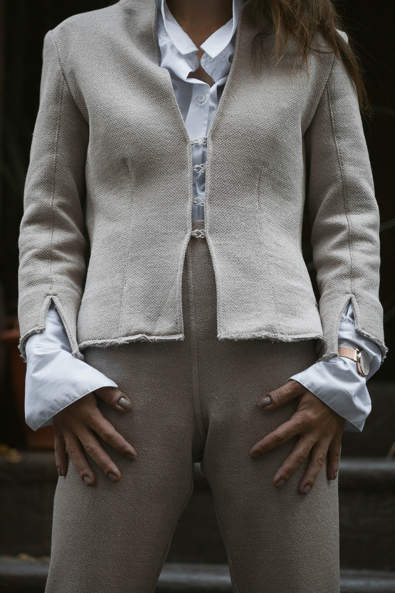 Liana Camba Power Suit