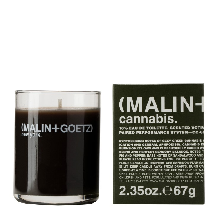 Malin & Goetz Cannabis Votive