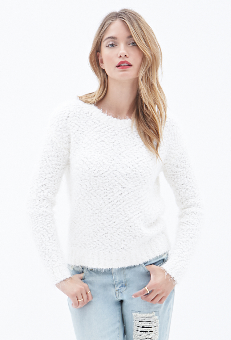 Forever 21 Mohair Sweater