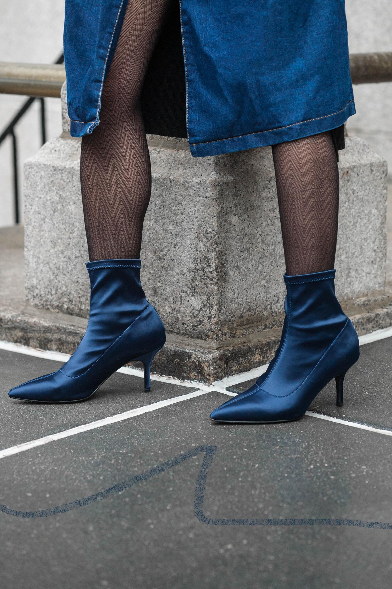 Ego Sock Boots