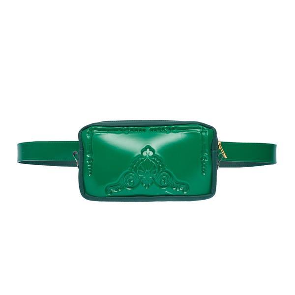 Medusa Green Fanny Pack