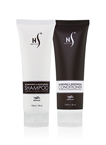 Herstyler Shampoo and Conditioner Set (1 Pack)