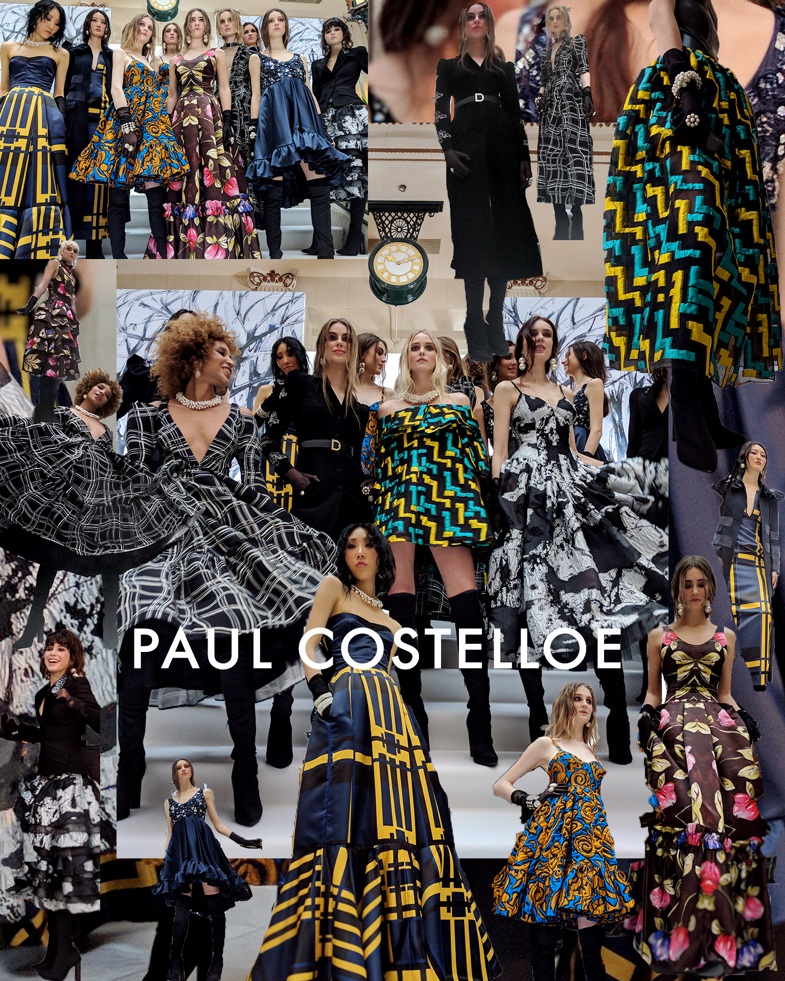 Paul Costelloe fashion