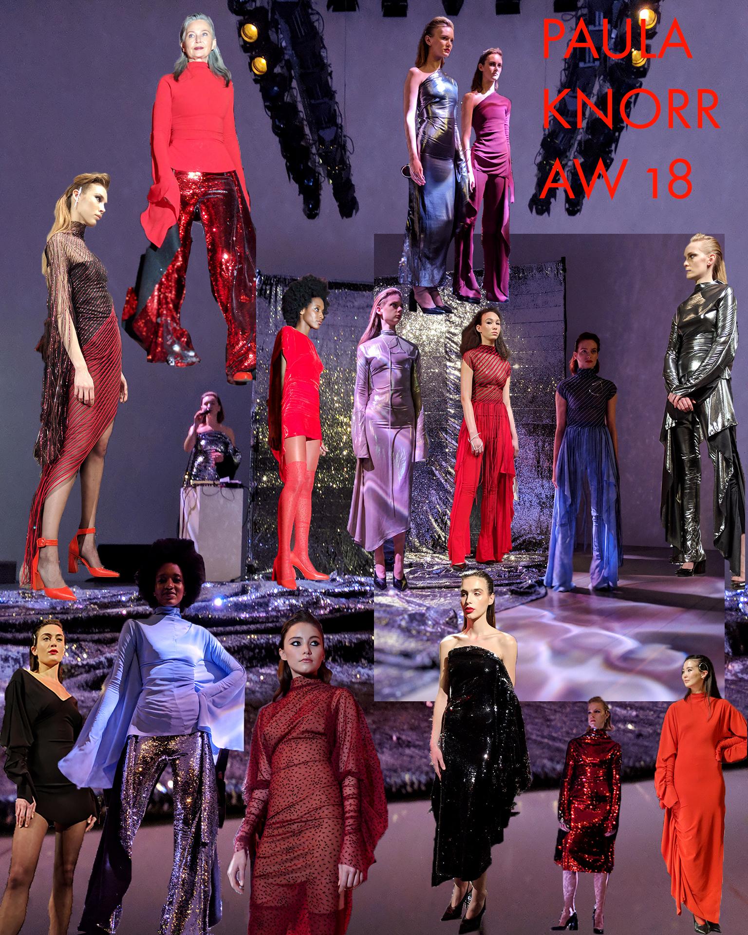 Paula Knorr fashion designer