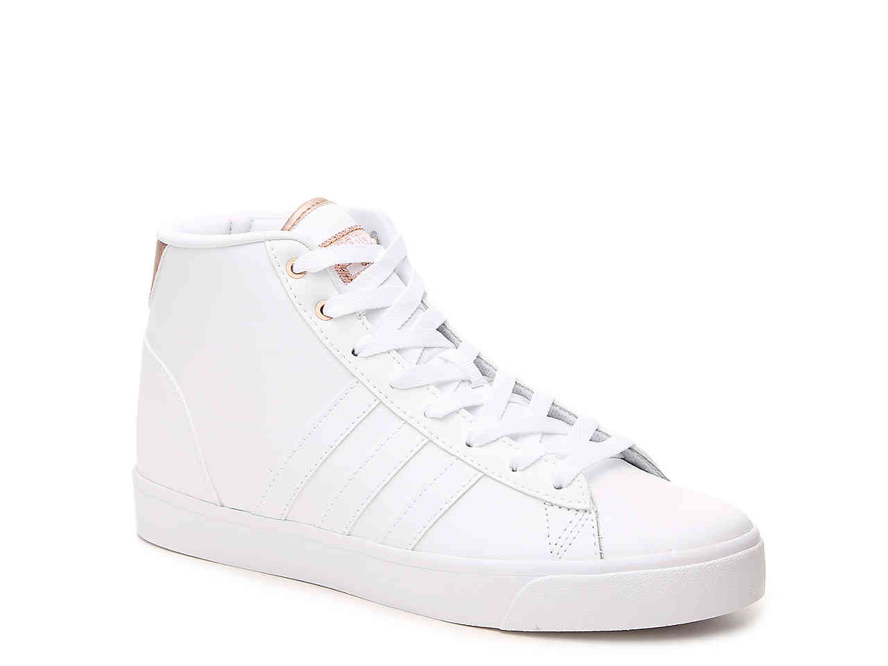 ADIDAS CLOUDFOAM DAILY QT HIGH-TOP SNEAKER - WOMEN'S