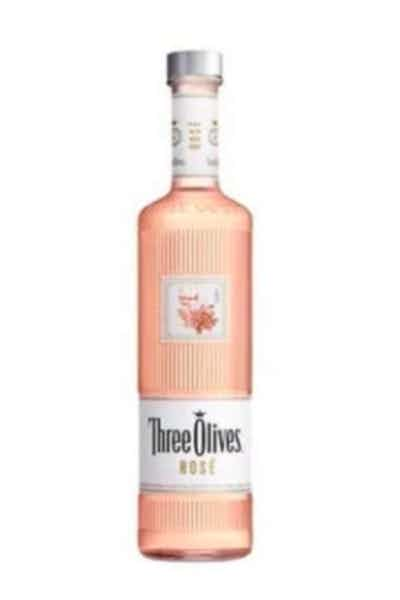 Three Olives Rosé Vodka